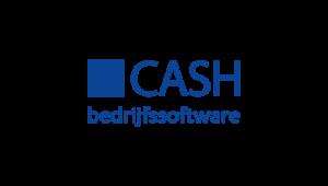 Logo cash transparant